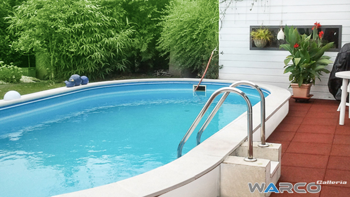 Dondolo da giardino obi - Piastrelle per piscina ...