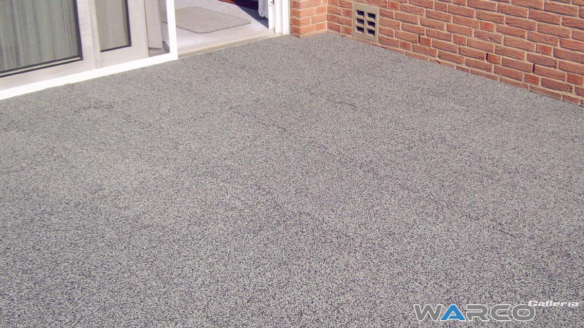 pavimenti per esterni WARCO in gomma di alta qualità per rinnovare ...